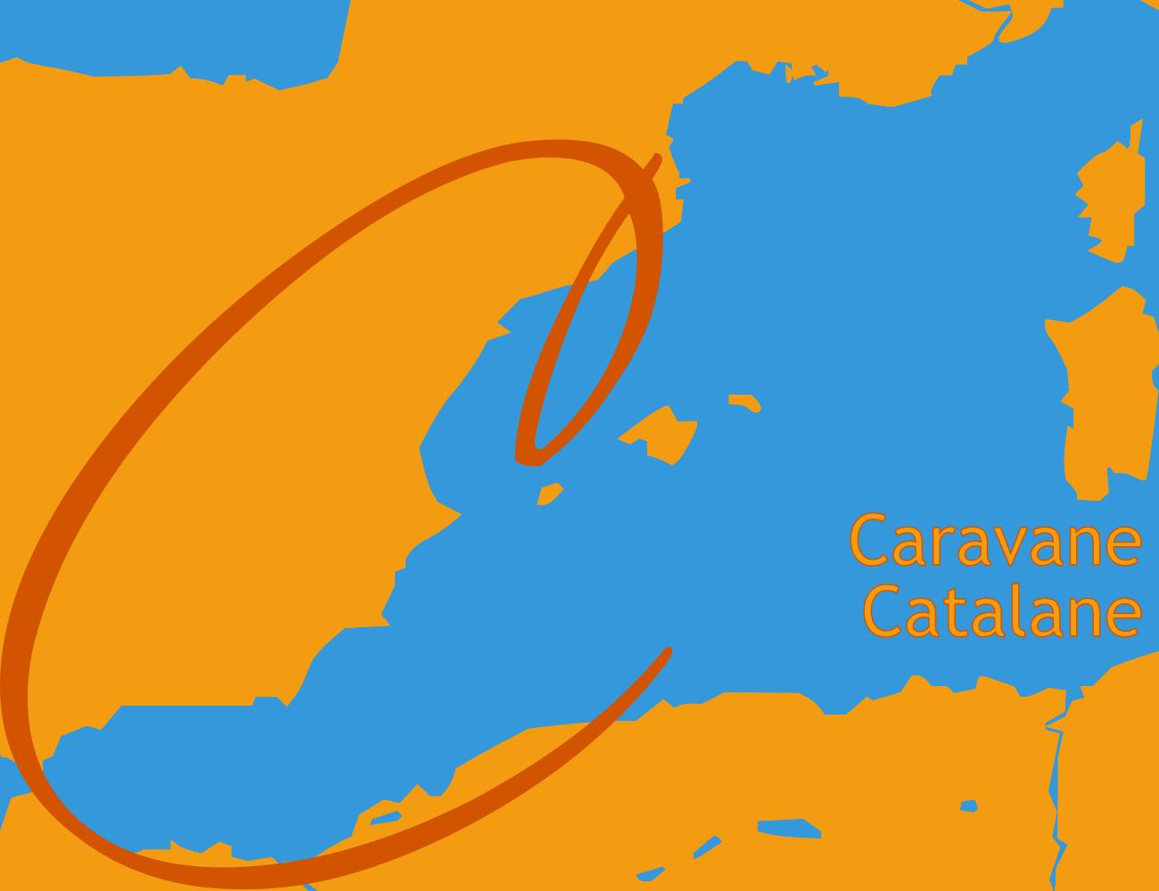 logo caravane catalane